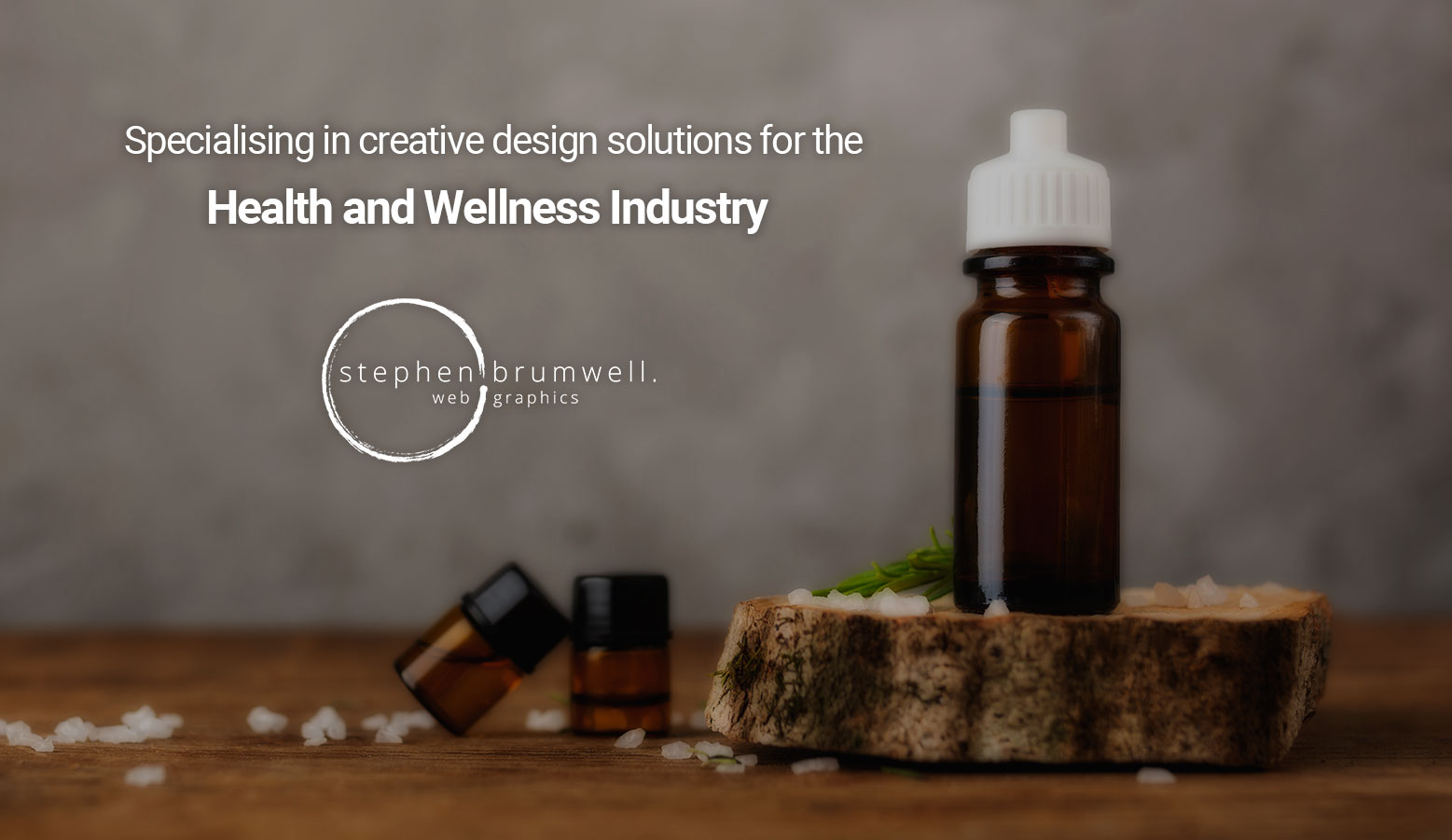 Creative design solutions for the health and wellness industry